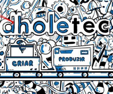 Dholetec logo