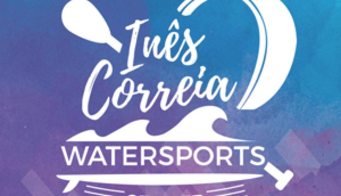 Inês Correia Watersports center logo