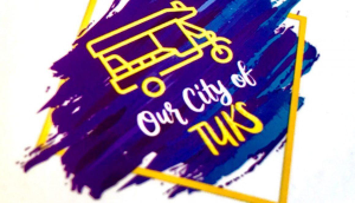Our City of Tuks logo