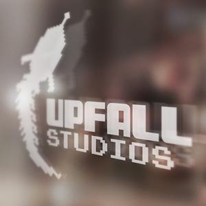 upfall studios logo