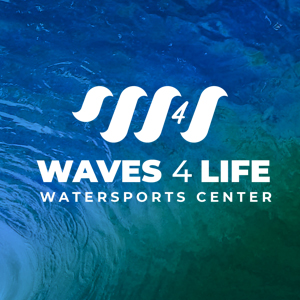 Waves4Life logo