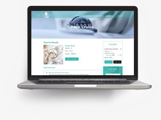 paradise kitecruise website