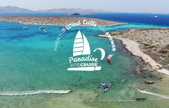 Paradise kite Cruise main image