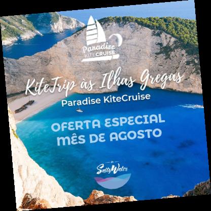Kitetrip to Greece - Paradise Kitecruise