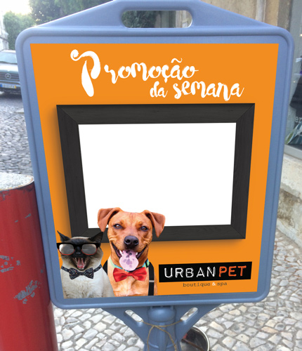 urban pet promo tag