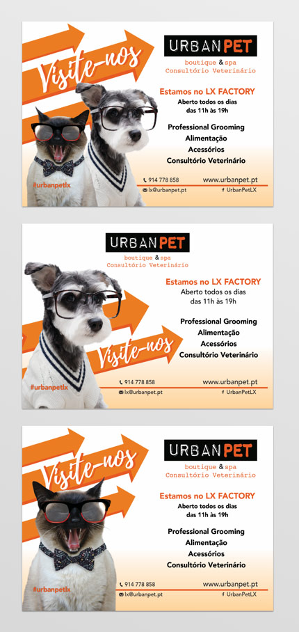 urban pet card