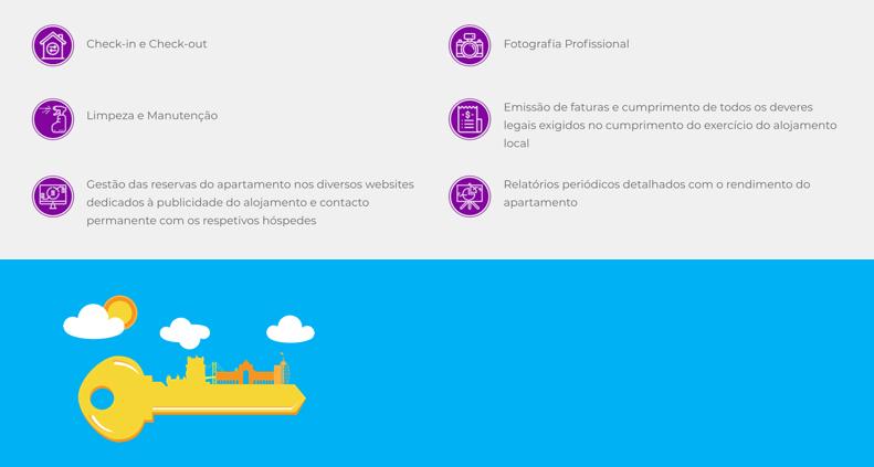Our city of Lisbon website
