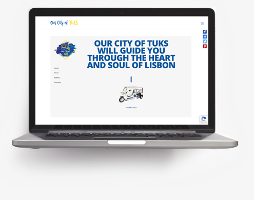 Our city of Tuks website